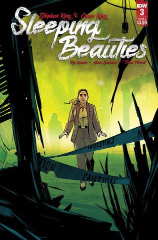 Sleeping Beauties #3 (Wu Cover)