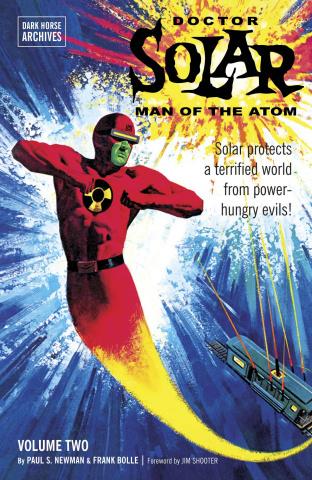 Doctor Solar Archives Vol. 2