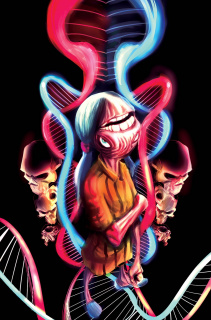 Eugenic #1 (Subscription Rodriguez Cover)