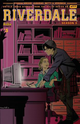 Riverdale, Season 3 #5 (Pitilli Cover)
