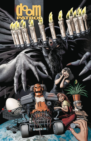 Doom Patrol Book 3