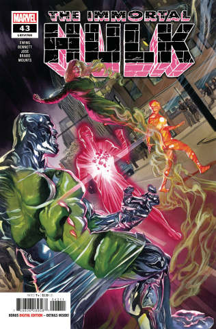 The Immortal Hulk #43