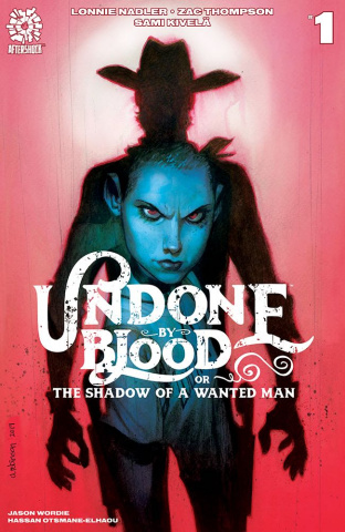 Undone By Blood #1 (15 Copy Robinson Cover)