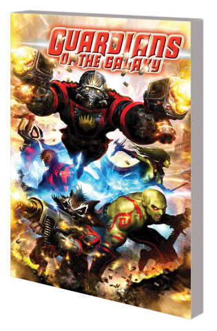 Guardians of the Galaxy by Abnett and Lanning Vol. 1