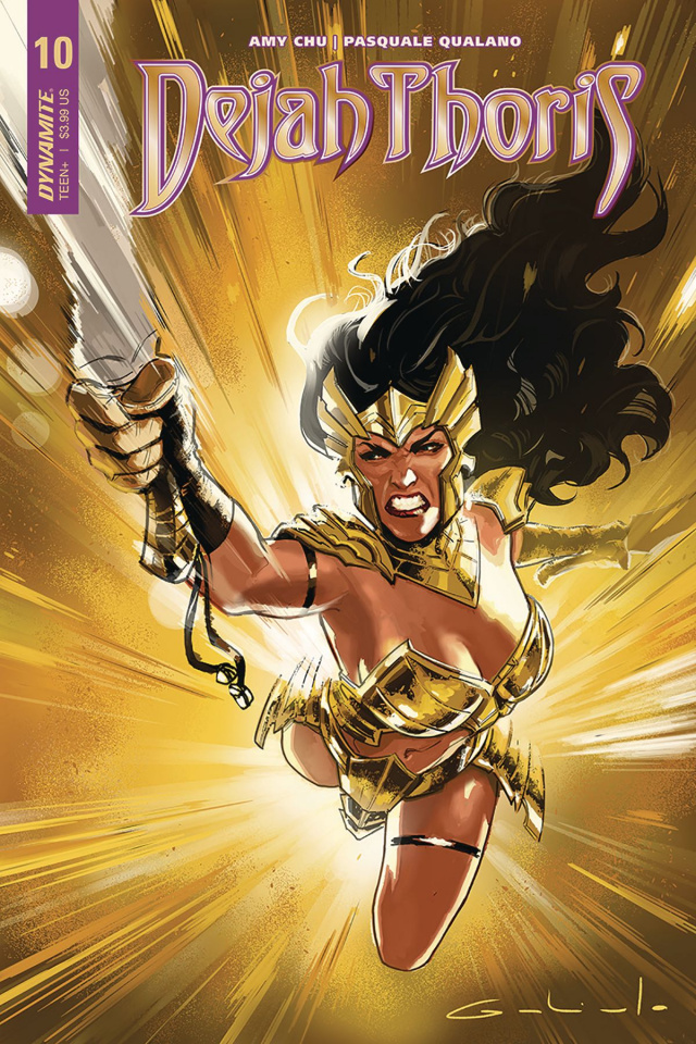 Dejah Thoris #10 (Galindo Cover)