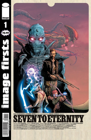 Seven to Eternity #1 (Image Firsts)
