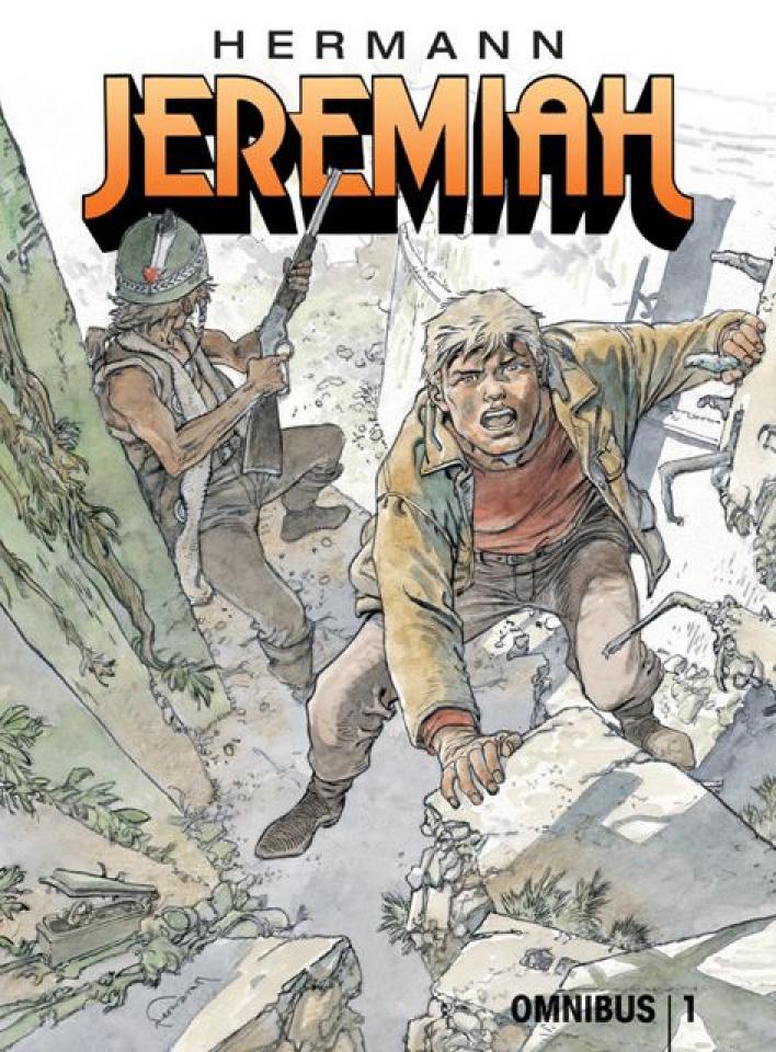 Jeremiah Omnibus Vol. 1