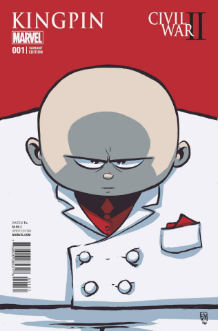 Civil War II: Kingpin #1 (Young Cover)