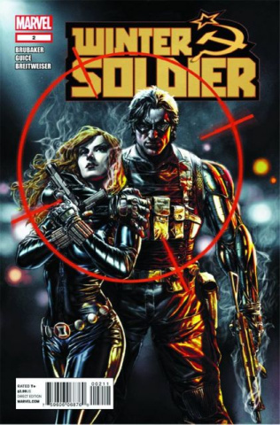 Winter Soldier #2 (2nd Printing)