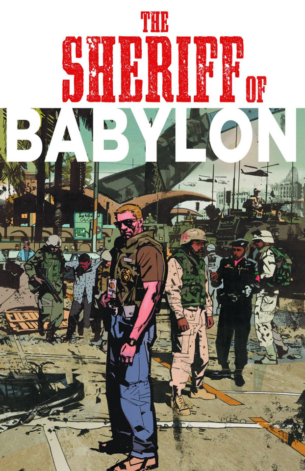 The Sheriff of Babylon #1