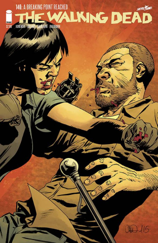 The Walking Dead #146