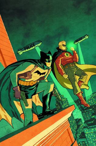 Detective Comics #44 (Green Lantern 75th Anniversary Cover)