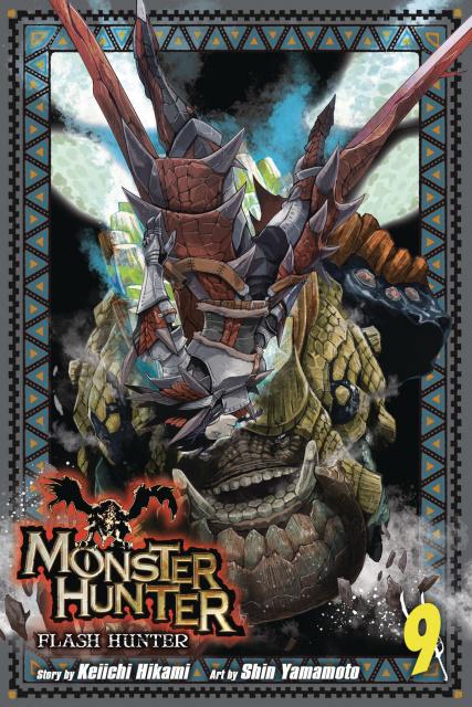 Monster Hunter: Flash Hunter Vol. 9