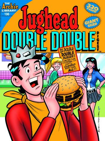 Jughead Double Double Digest #196