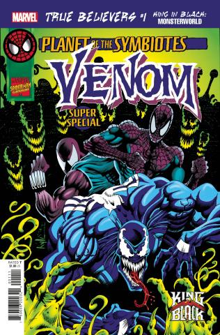 King in Black: Monsterworld #1 (True Believers)