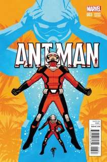 Ant-Man #3 (Chang Cover)