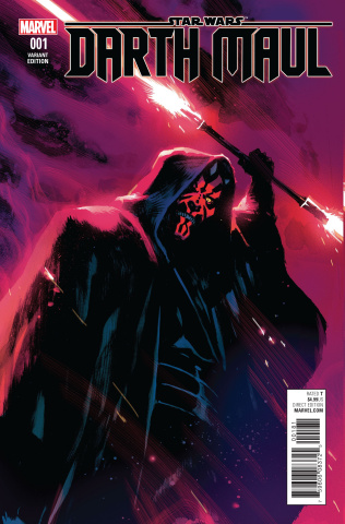 Darth Maul #1 (Albuquerque Cover)