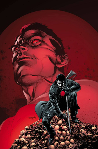 Bloodshot: Reborn #8 (20 Copy Segovia Cover)