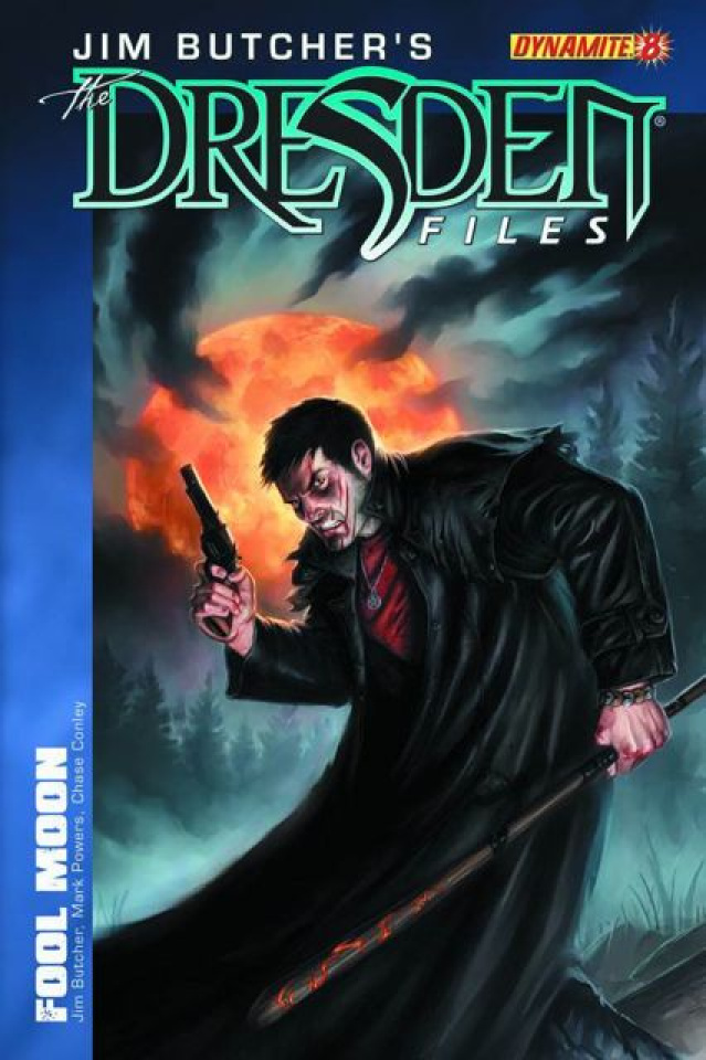 The Dresden Files: Fool Moon #8