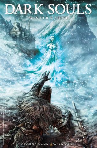 Dark Souls: Winter's Spite #4 (Quah Cover)