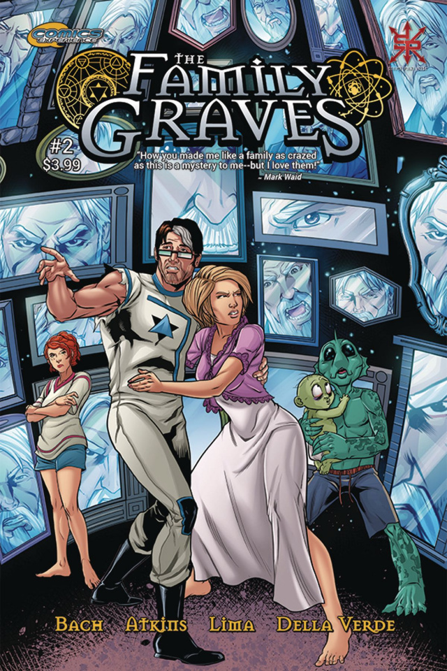 The Family Graves #2