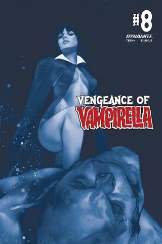 Vengeance of Vampirella #8 (40 Copy Oliver Tint Cover)