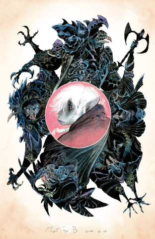 The Dark Crystal: Age of Resistance #11 (Bergara Cover)