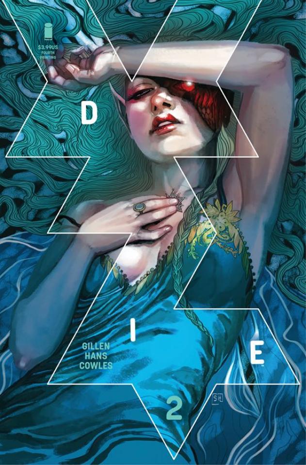 Die #2 (4th Printing)
