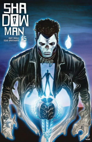 Shadowman #5 (50 Copy Braithwaite Cover)