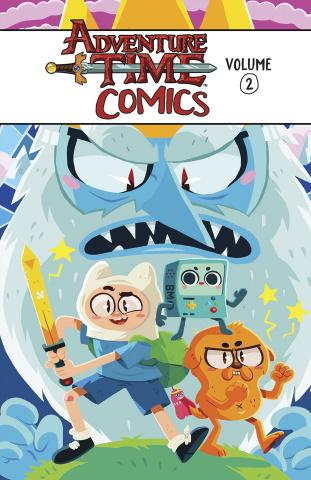 Adventure Time Comics Vol. 2