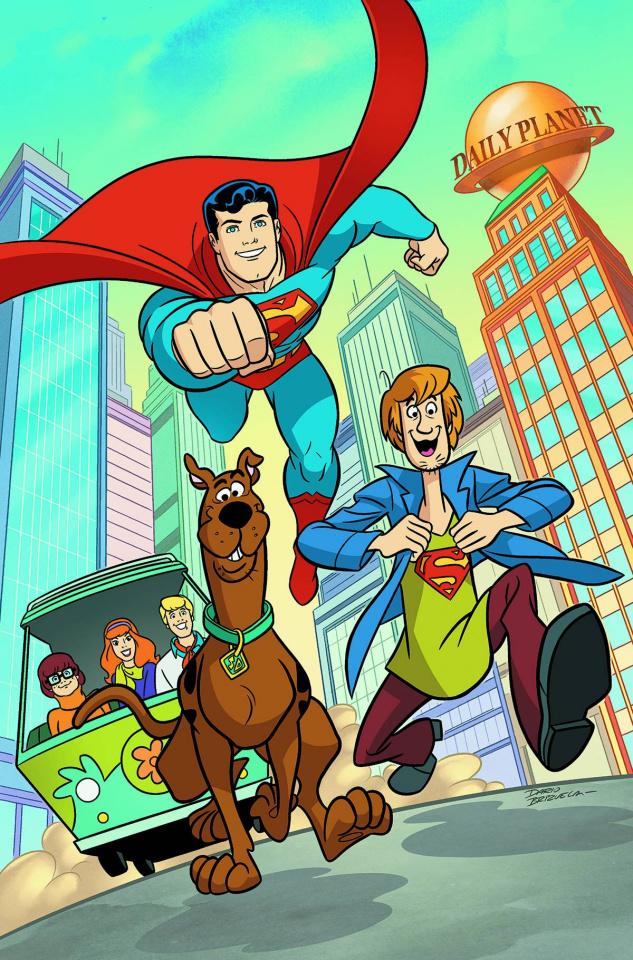 Scooby Doo Team-Up #9