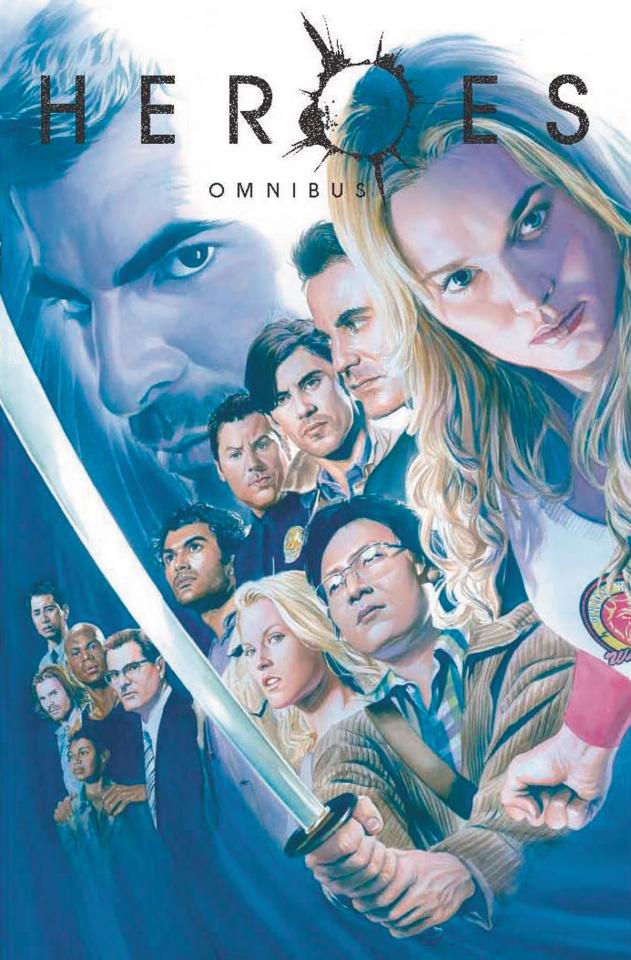 Heroes (Omnibus)