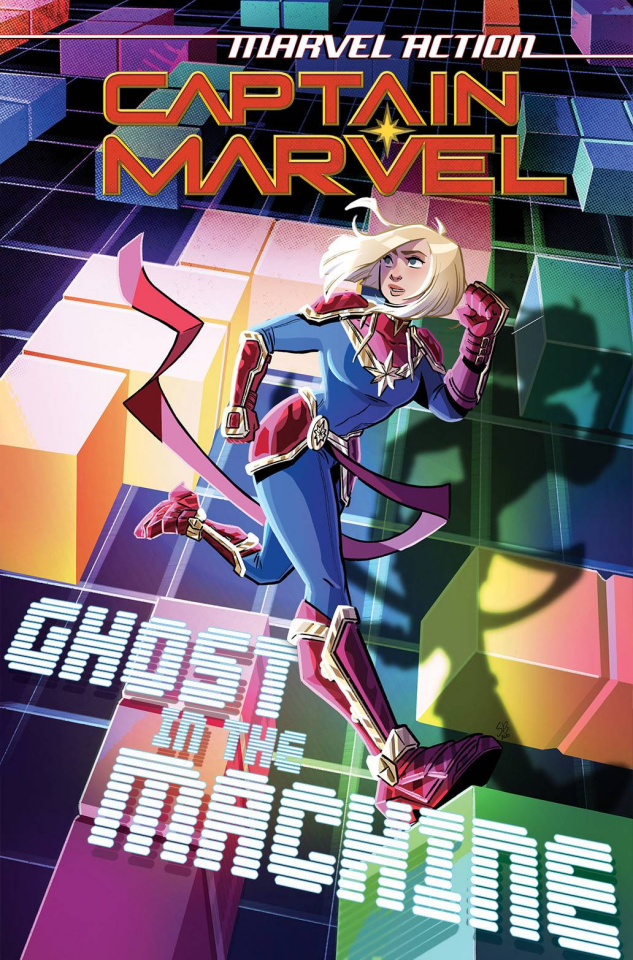 Marvel Action: Captain Marvel Vol. 3: Ghost in the Machine