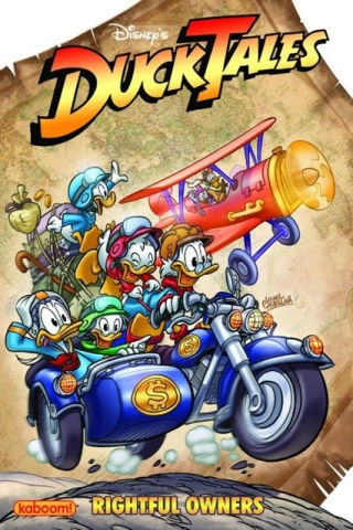 DuckTales: Rightful Owners