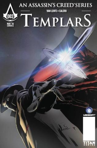 Assassin's Creed: Templars #3 (Calero Cover)