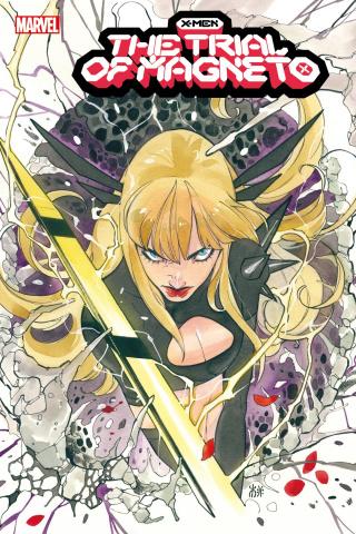 X-Men: The Trial of Magneto #3 (Momoko Cover)