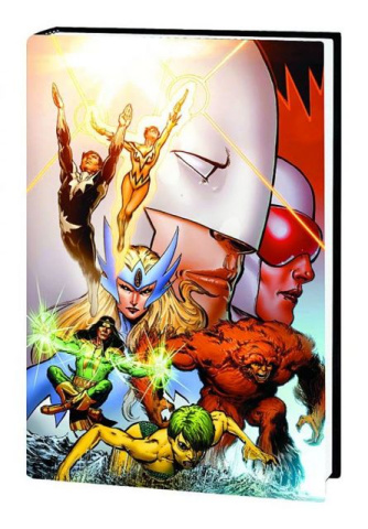 Alpha Flight by Pak and Van Lente Vol. 1