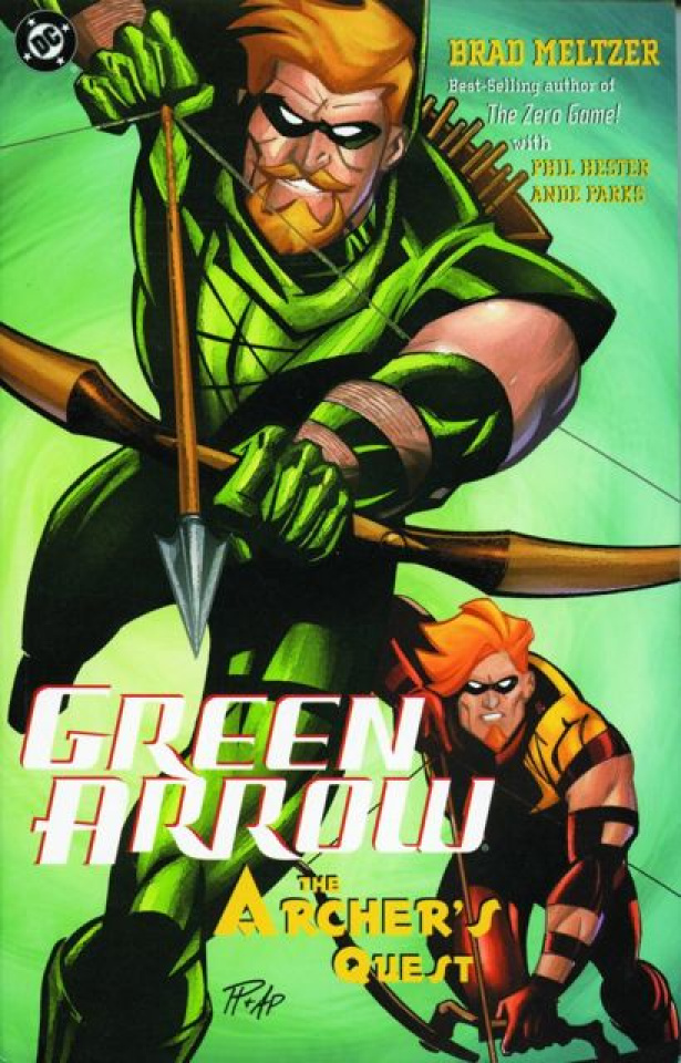 Green Arrow: The Archer's Quest