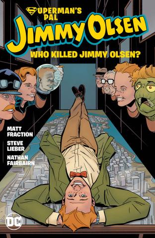 Superman's Pal Jimmy Olsen: Who Killed Jimmy Olsen?