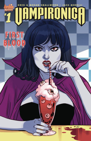 Vampironica #1 (Sauvage Cover)