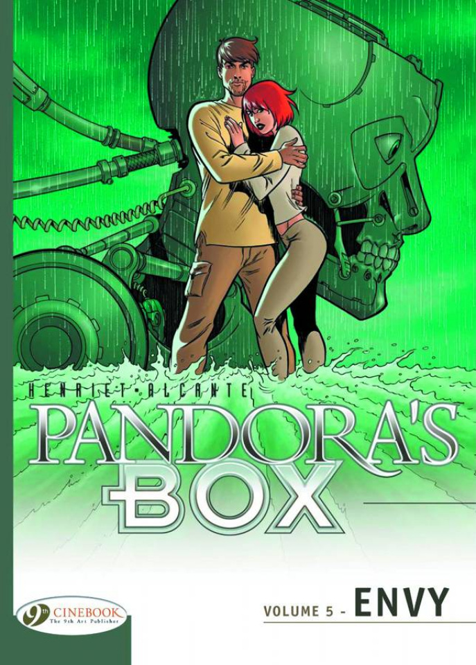 Pandora's Box Vol. 5: Envy