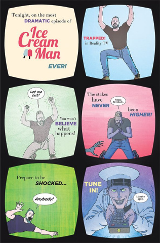 Ice Cream Man #11 (Morazzo & O'Halloran Cover)