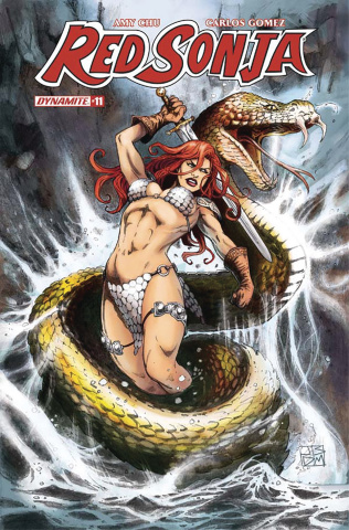 Red Sonja #11 (Duursema Cover)