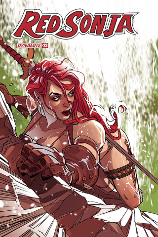 Red Sonja #23 (Stott Cover)