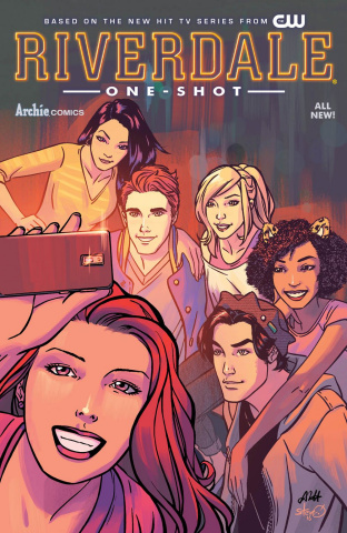 Riverdale #1 (Alitha Martinez Cover)