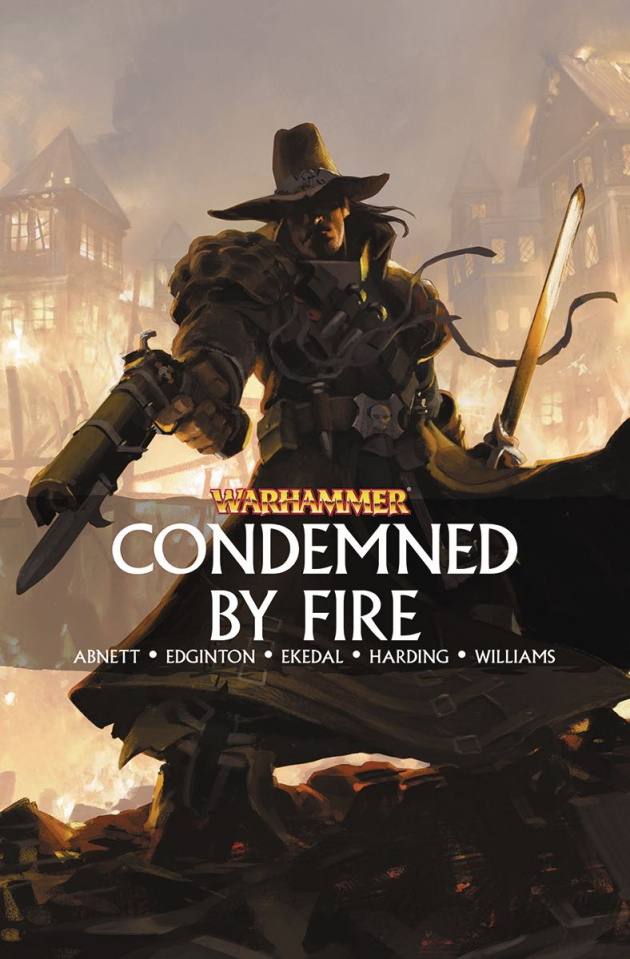 Warhammer 40,000: Condemned by Fire