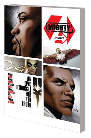 The Mighty Avengers Vol. 2: Family Bonding