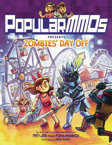 Popularmmos Presents Zombie's Day Off