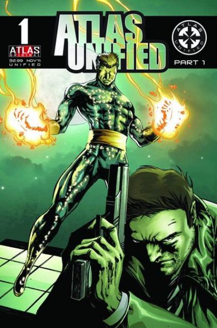 Atlas Unified #1 (Phoenix Cover)