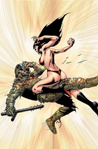 Vampirella #16 (7 Copy Castro Virgin Cover)
